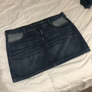 Old Navy Skirts - Old navy jean skirt